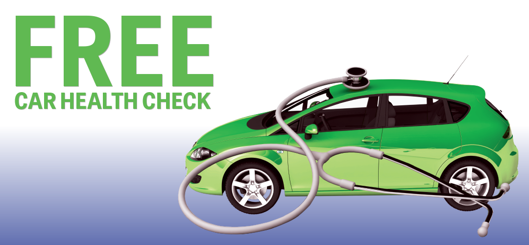 Get a free vehicle health check