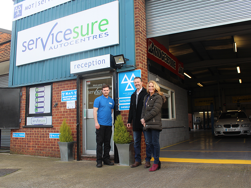Servicesure appoints Bollington as new insurance provider