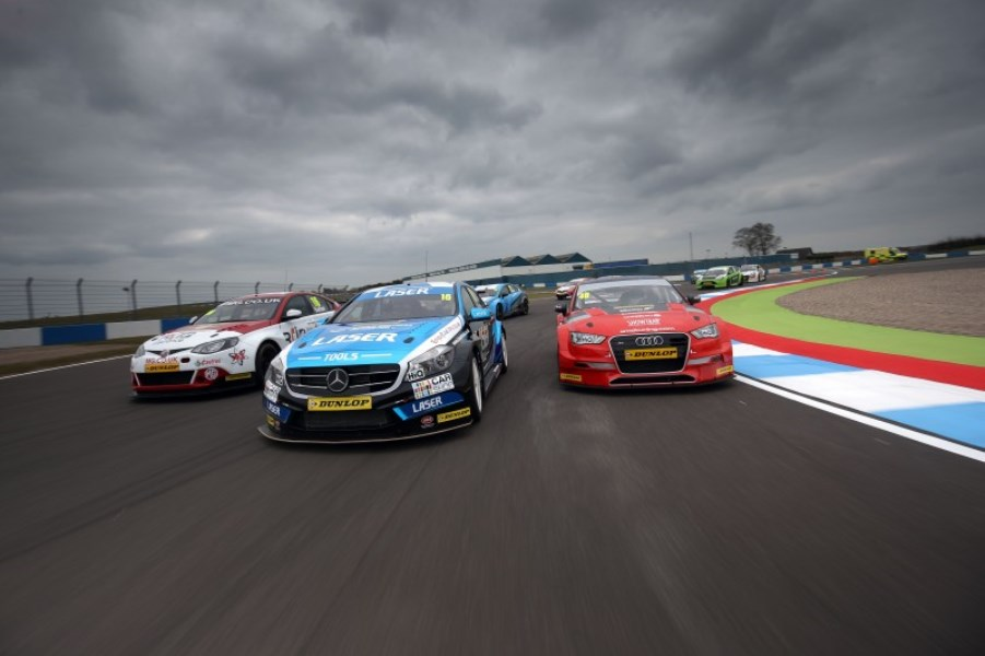 Win two tickets to a British Touring Car Championship Raceday