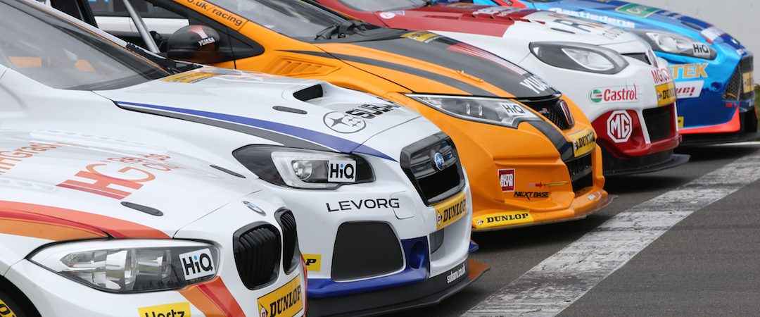 British Touring Car Championship ticket giveaways