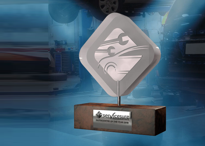Servicesure announces 'Autocentre of the Year' shortlist