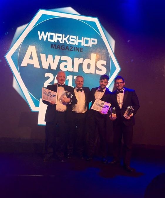 Another month, another award for Servicesure Autocentre garages