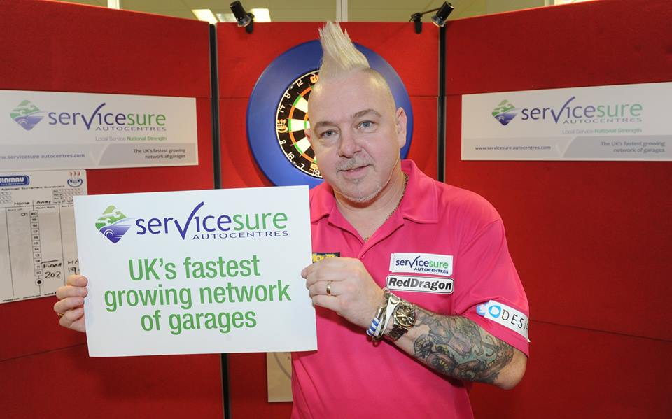 Peter the Wright choice for Servicesure