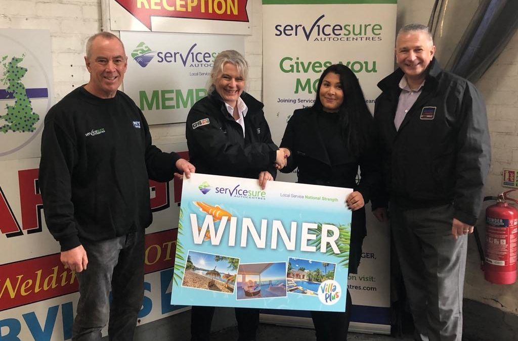 Villa Plus family holiday winner announced