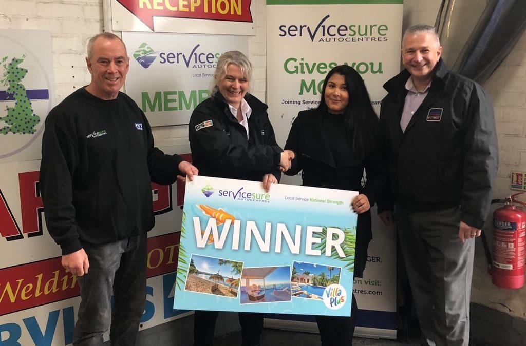 Villa Plus family holiday winner announced